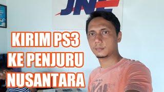 PENGIRIMAN PS3 KE PENJURU NUSANTARA