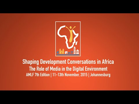 AMLF Video Series 2015 Trevor Ncube, Deputy Exec. Mail & Guardian