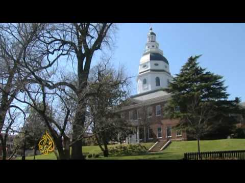 US state of Maryland abolishes death penalty