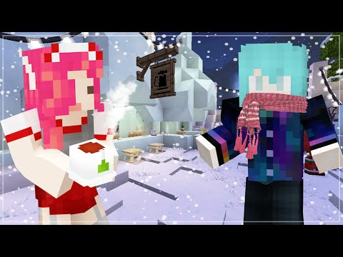 "Minecraft Maids ""CHRISTMAS DATE PART 2!"" Roleplay ♡36"