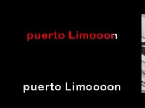 PUERTO LIMON    ABRACADABRA karaoke