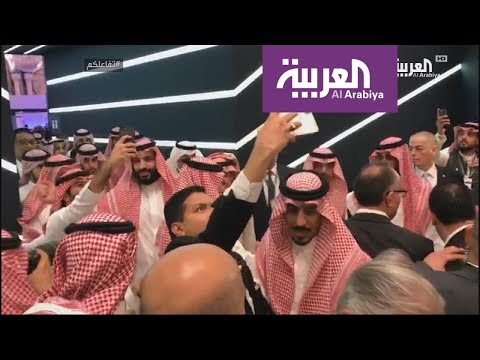 تفاعلكم | محمد بن سلمان وعاصفة من السيلفي في مبادرة مستقبل ا  - نشر قبل 3 ساعة
