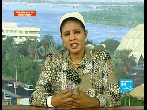 Lubna Ahmed Al-Hussein, Sudanese Journalist