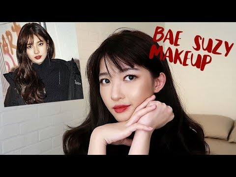 BAE SUZY MAKEUP TUTORIAL - Cindy Thefannie