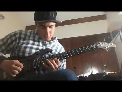 Polyphia - 'YAS' (Ft Mario Camarena & Erick Hansel) Guitar Solos Cover