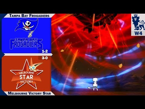 """""""Every Hole is a Roll"""" PPL D1S6 Week 4 - Tampa Bay Frogadiers vs Melbourne Victory Stars"""