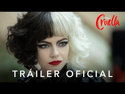 Emma Stone es la gran protagonista del tráiler de Cruella
