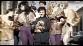 Azzedine Alaia & Grace Jones - A/W 1985-86 - Videofashion Vault