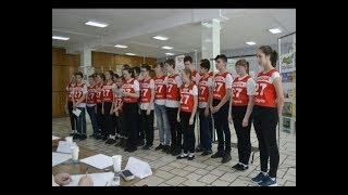 Целый класс 27 школы вернулся из трехдневной поездки в Санкт-Петербург