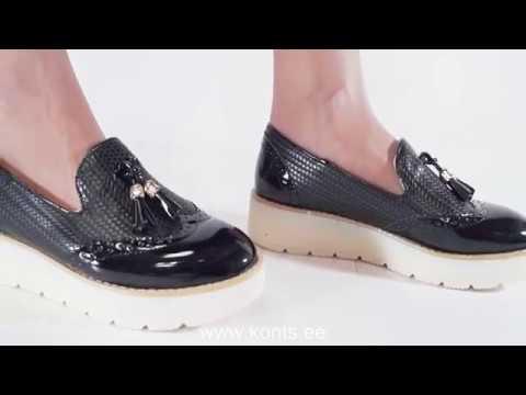 Platvormkingad Loafers / Женские лоферы