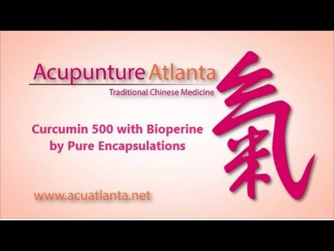 Supplement Spotlight: Pure Encapsulations Curcumin 500 w Bioperine