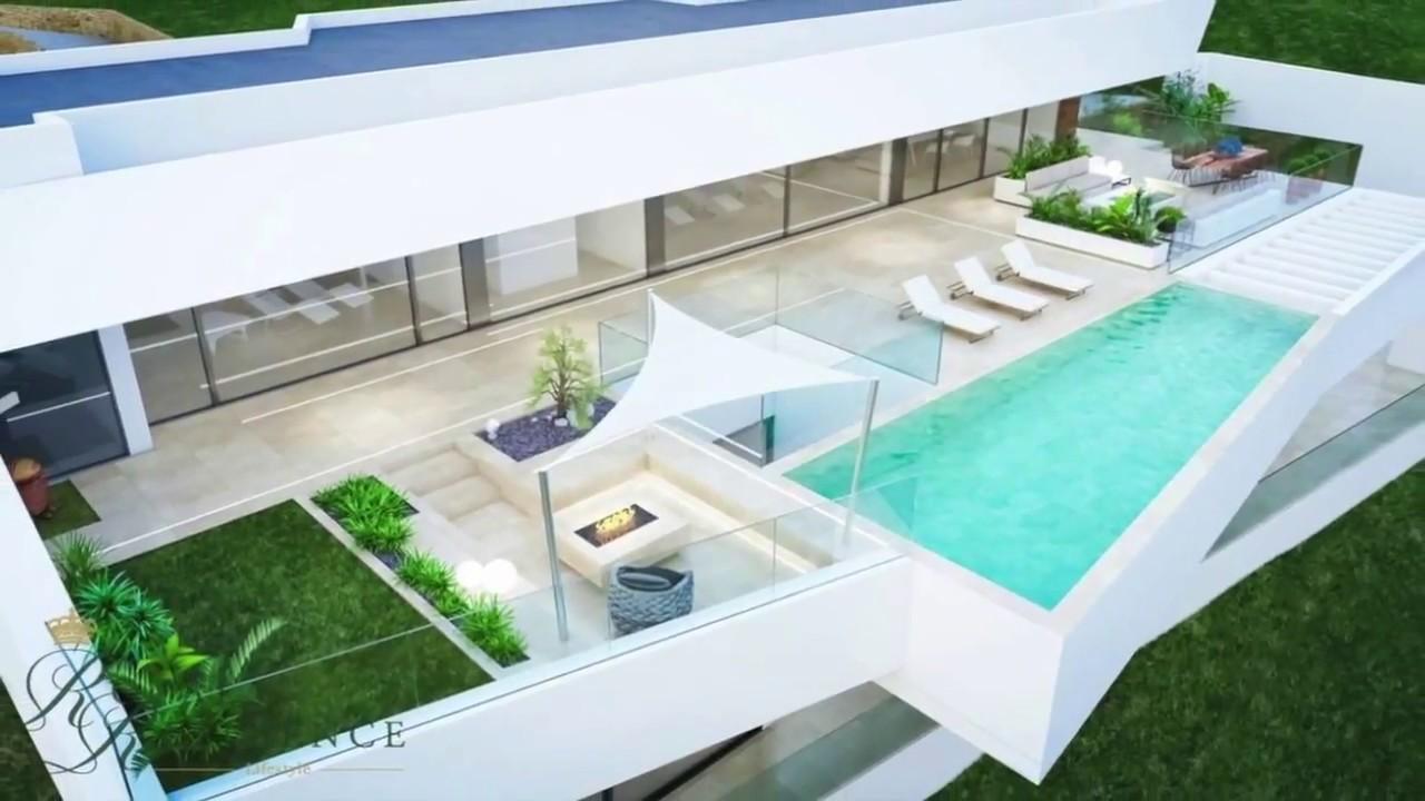 Designer villa for sale royal residence lifestyle youtube