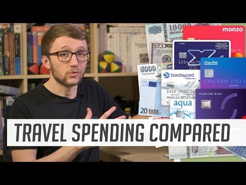 SAVE MONEY WHILST TRAVELLING! Travel Spending compared