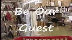 Be Our Guest- Ace Mart Restaurant Supply