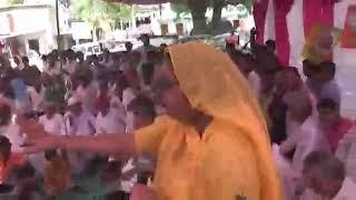 मोदी रो मान - नागौर रो हड़मान...सुने इस महिला का जबरदस्त भाषण