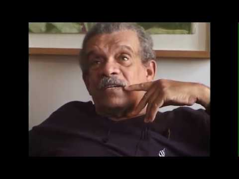 Derek Walcott discusses his painting and poetry