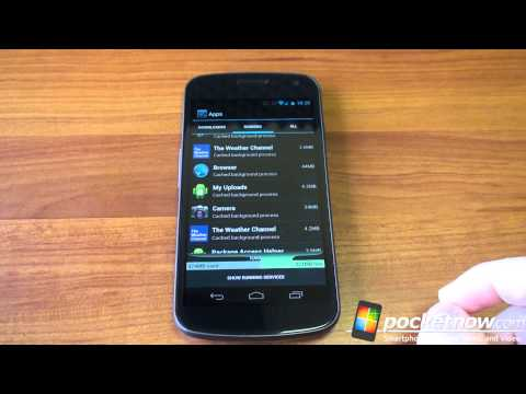 How to Manage Memory in Android Ice Cream Sandwich
