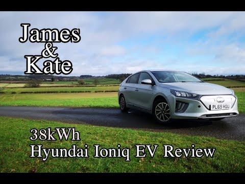 38kWh Hyundai Ioniq EV Review