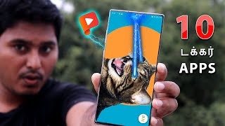 10 டக்கர் APPS | Top 10 Must Have Android Apps - DEC 2020 | Top 10 Tamil