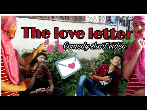 The Love Letter|| Nepali Comedy Short Video - YouTube