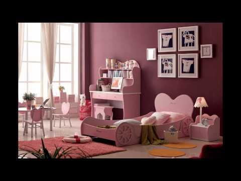 Lovely Pink Bedroom Ideas For Girl