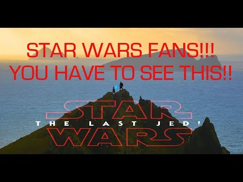 Star Wars fans! You have to see this! (Last Jedi location: Ceann Sibeil Ireland Review)