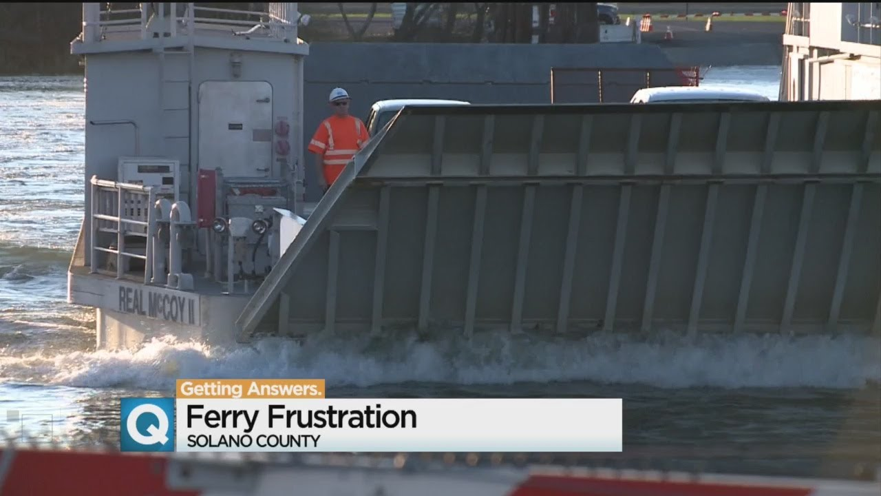 Ferry Schedule Change, Delays, Maintenance Leave Residents Stranded