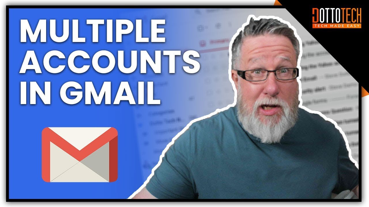 Gmail sign in and add account: How to add another email account to the Gmail app