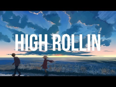 Jaira Burns - High Rollin (Lyrics)