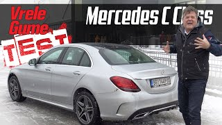 TEST: Mercedes C220D - Slon u malom pakovanju