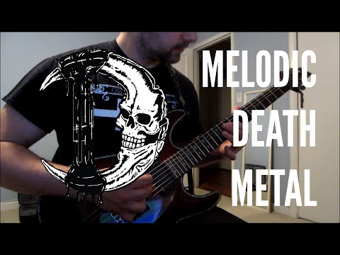 DEADTIDE - New Melodic Death Metal Song 2017/2016/2015 #1 [Instrumental Preview]+FREE MP3!