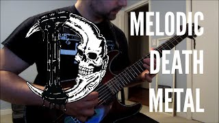 DEADTIDE - New Melodic Death Metal Song 2015/2016 #1 [Instrumental Preview]+FREE MP3!