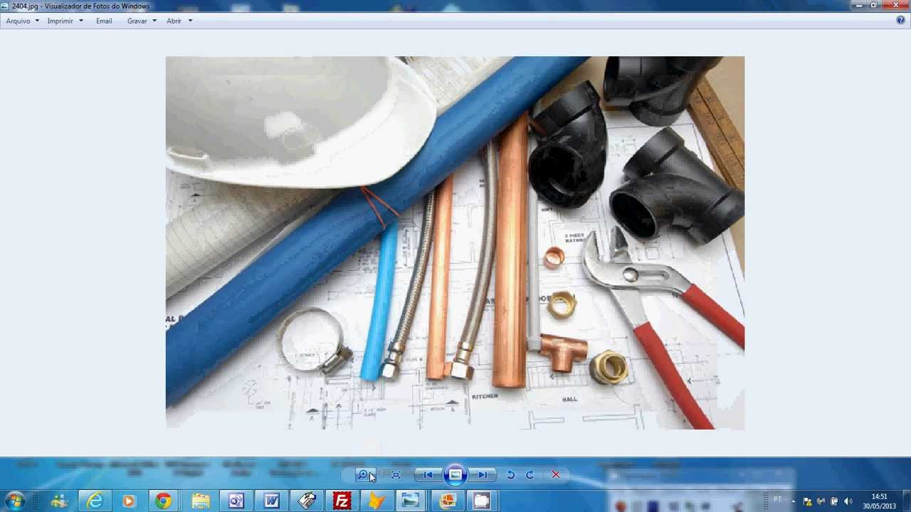 Curso de encanador industrial