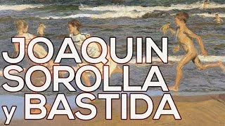 Joaquin Sorolla y Bastida: A collection of 149 paintings (HD)