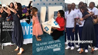 Selena gomez - we day california in inglewood, ca 4/19/2018 [full]