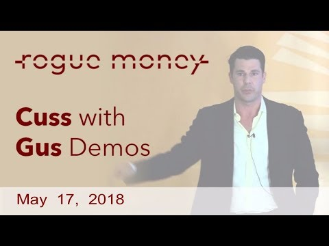 Cuss with Gus - with Gus Demos (05/17/2018)