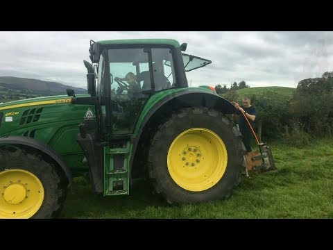 Rural community digs by hand to install its own broadband | ITV News