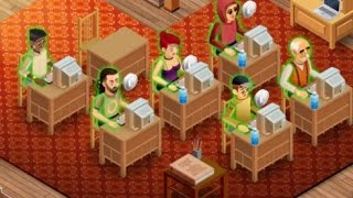 Mad CEO: Income We Trust Level 2 Game play Walkthrough
