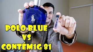 Vídeo comparativo entre o perfume Polo Blue EDT e seu contratipo Co...