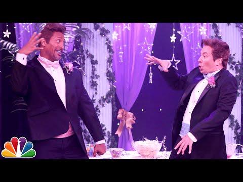 'Ermahgerd Prom Guys' with Dwayne Johnson