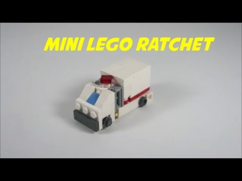how to build a mini lego transformer motorcycle by mindbender