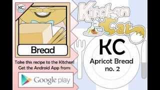 Apricot Bread No. 2 - Kitchen Cat