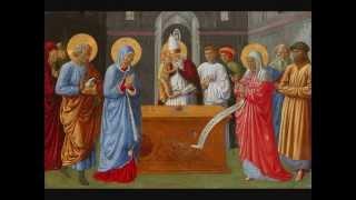 Schola Sainte Cécile - Nunc dimittis du 8ème ton (Maxime Kovalevsky)