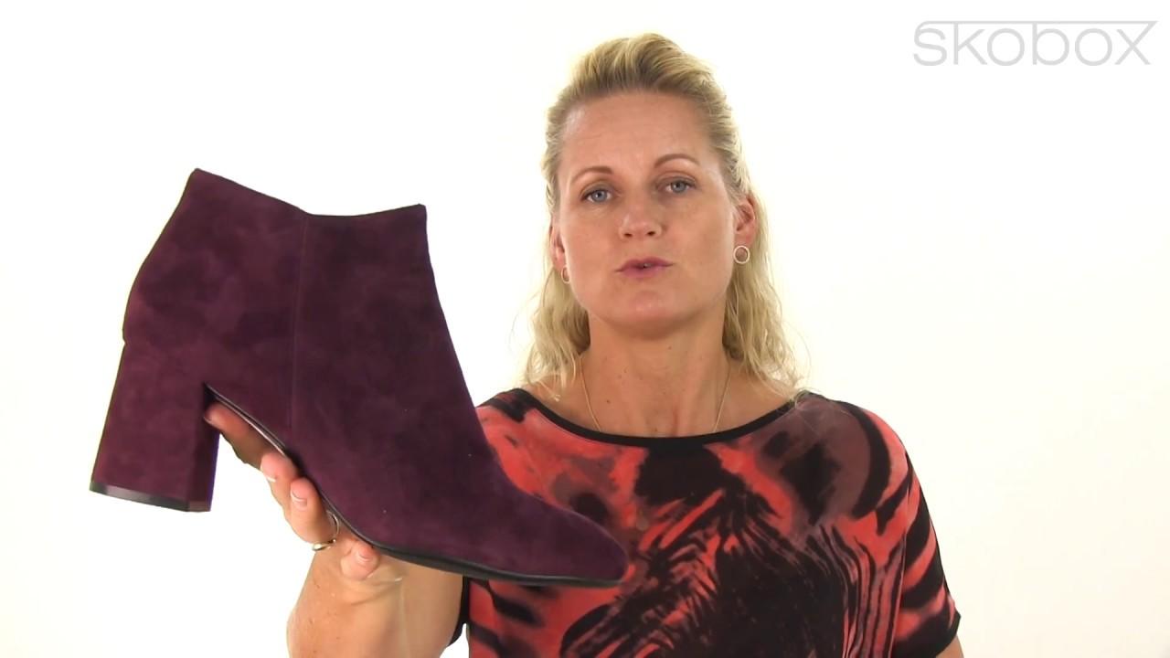 billi bi bordeaux støvle