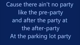 Parking Lot Party, Lee Brice -lyrics-
