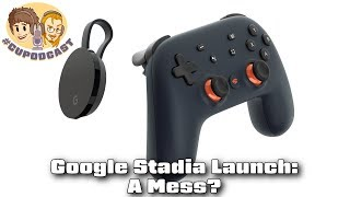Google Stadia Launch a Mess?!