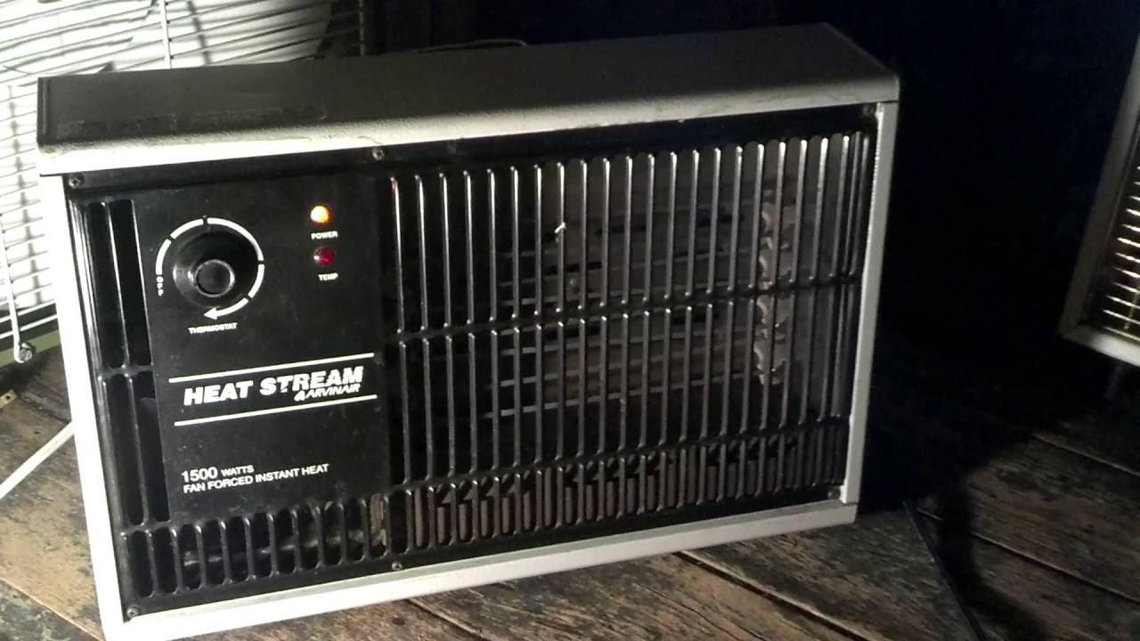 1994 Arvin Heat Stream Space Heater