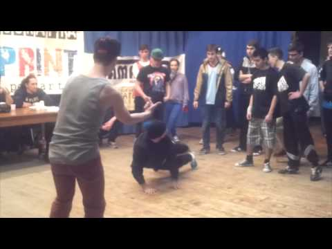 Jumpy & Paul (Trouble Crew) VS Tupeu Kids - Brasov 2013
