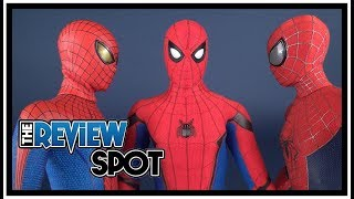 How does the Hot Toys Spider-man Homecoming Figure Compare with Other Hot Toys Spider-mans?