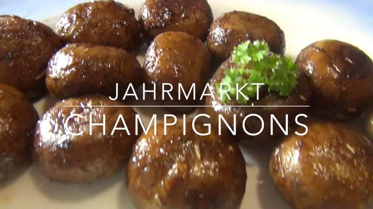 champignons jahrmarkt rezept geheimnis gel ftet 44 kochen videos youtube. Black Bedroom Furniture Sets. Home Design Ideas
